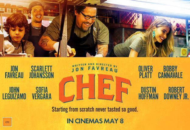 Chef - The Movie